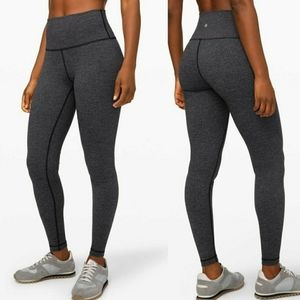 "Lululemon Wunder Under High Rise Tight 28"" Size 4"